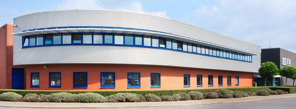 Eurocase Capsules building